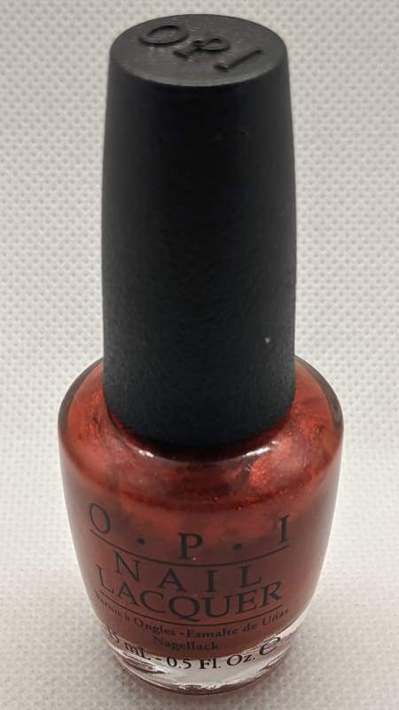 OPI Nail Lacquer - Deutch You Want Me Baby?-Nail Polish-Nail Polish Life