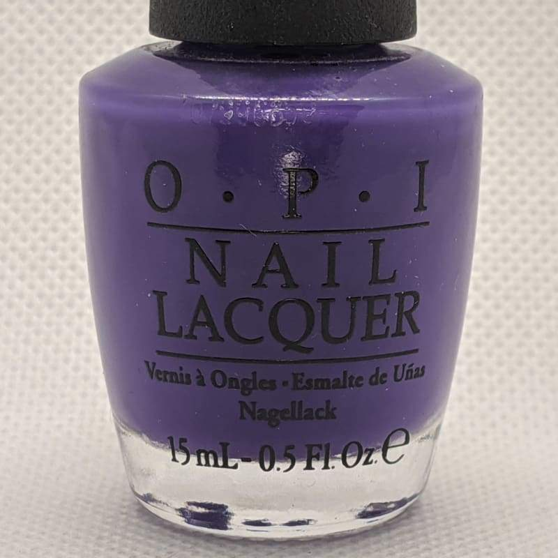 OPI Nail Lacquer - Do You Have This Color in Stockholm?-Nail Polish-Nail Polish Life