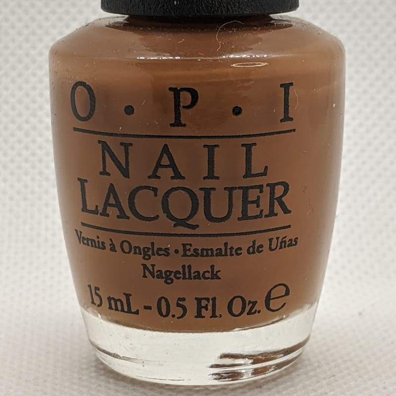 OPI Nail Lacquer - Ice-Bergers and Fries-Nail Polish-Nail Polish Life
