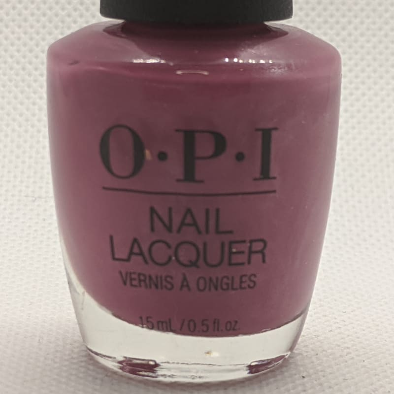 OPI Nail Lacquer - Just Lanai-ing Around-Nail Polish-Nail Polish Life