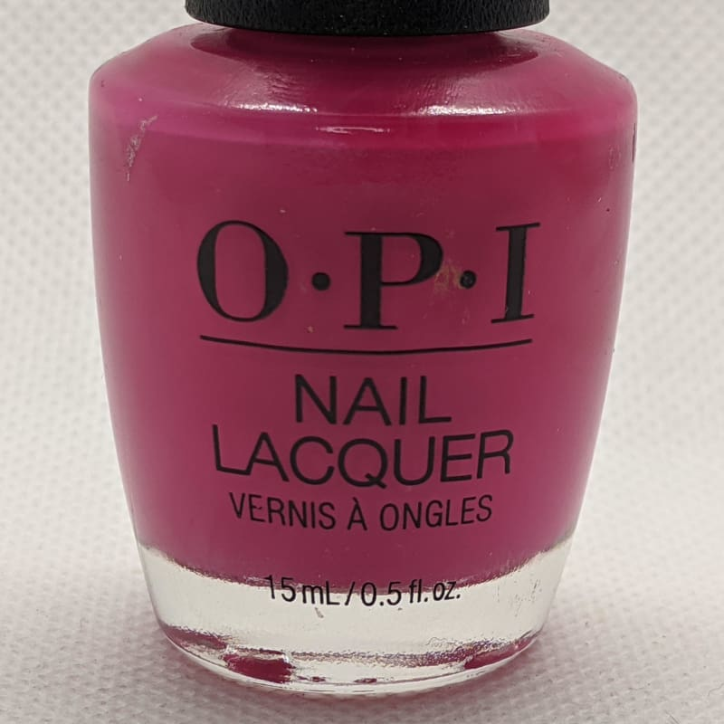 OPI Nail Lacquer - Kiss Me On My Tulips-Nail Polish-Nail Polish Life