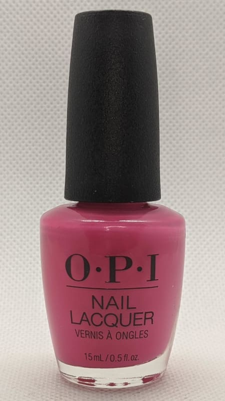 Nail Polish Life Opi Nail Lacquer Strawberry Margarita