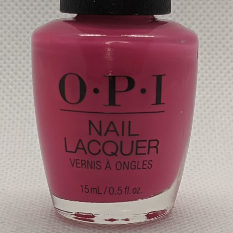 OPI Nail Lacquer - An Affair in Red Square-Nail Polish-Nail Polish Life