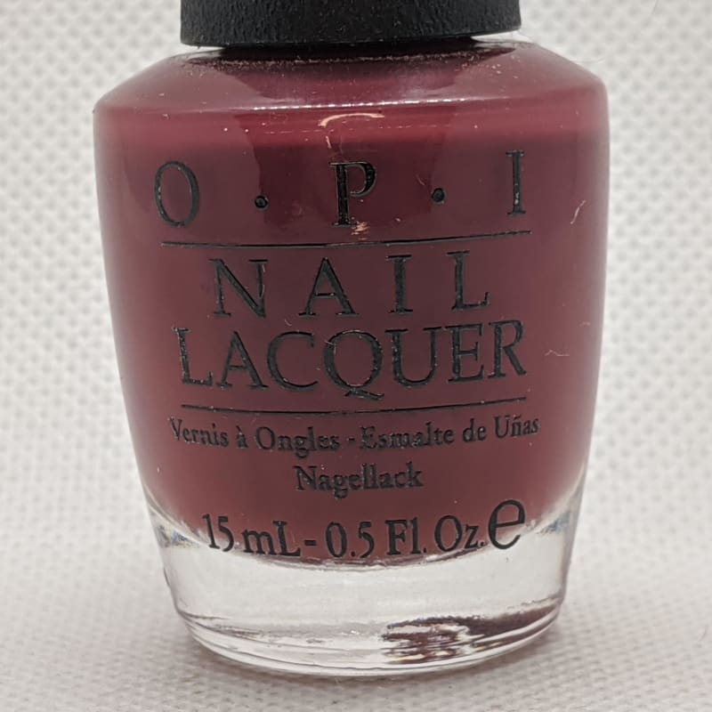 OPI Nail Lacquer - We The Female-Nail Polish-Nail Polish Life