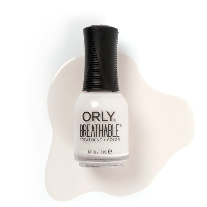ORLY Breathable Treatment and Color - Barely There - Nail Polish