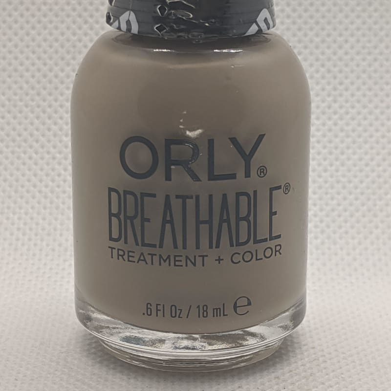 Orly Breathable Treatment & Color - 20951 Down To Earth-Nail Treatment-Nail Polish Life