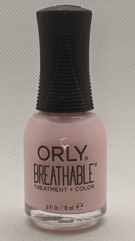 Orly Breathable Treatment & Color - 20953 Kiss Me I'm Kind-Nail Treatment-Nail Polish Life