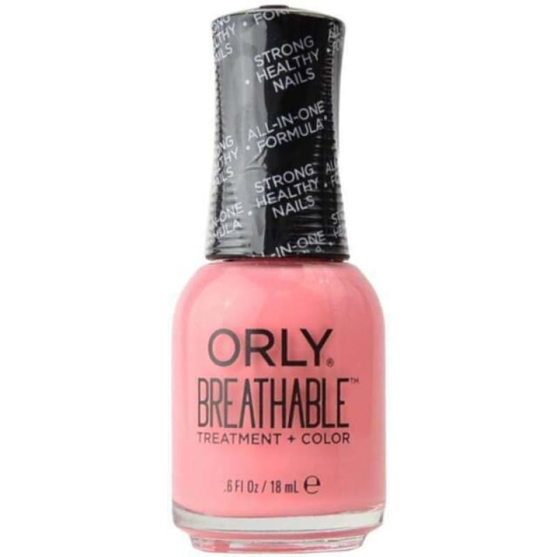 ORLY Breathable Treatment & Color - Beauty Essential - Nail Treatment