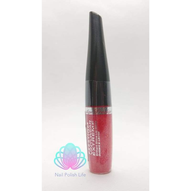 Prestige Vinylwear Extreme Brilliant Shine Lip Gloss - VWE 03 Racy Rouge-Lip-Nail Polish Life