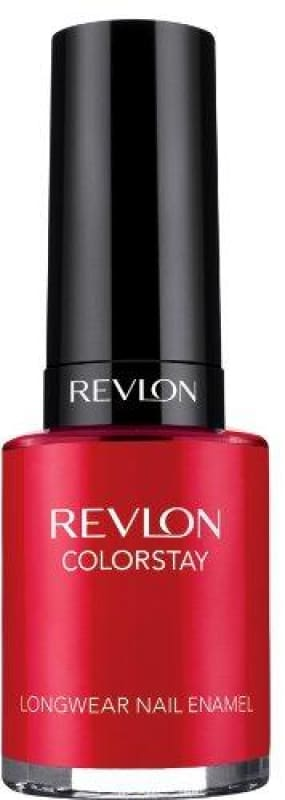 Revlon Colorstay Nail Enamel - 120 Red Carpet - Nail Polish