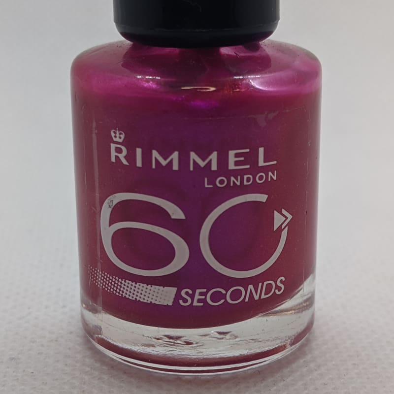 Rimmel 60 Seconds - 530 Pulsating-Nail Polish-Nail Polish Life