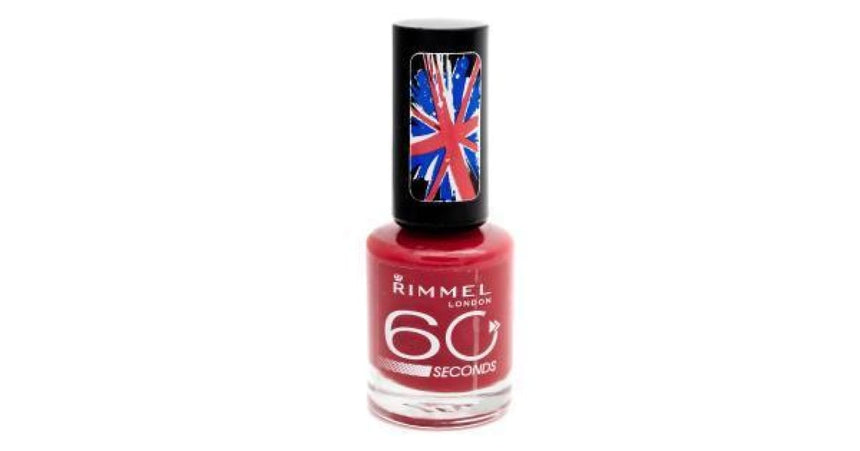Rimmel 60 Seconds - 740 Clear-Nail Polish-Nail Polish Life