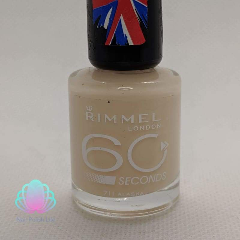 Rimmel 60 Seconds - 711 Alaska-Nail Polish-Nail Polish Life