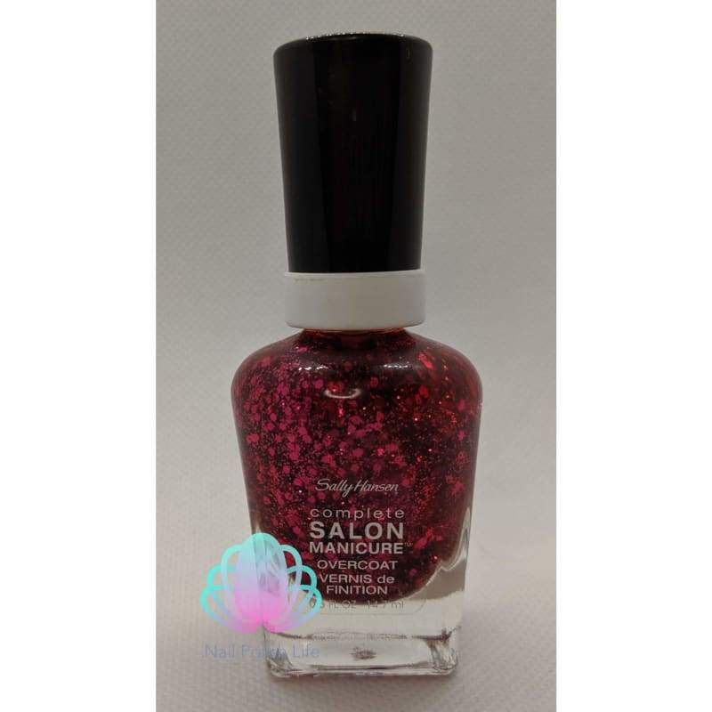 Sally Hansen Complete Salon Manicure - 630 Strawberry Shields-Nail Polish-Nail Polish Life