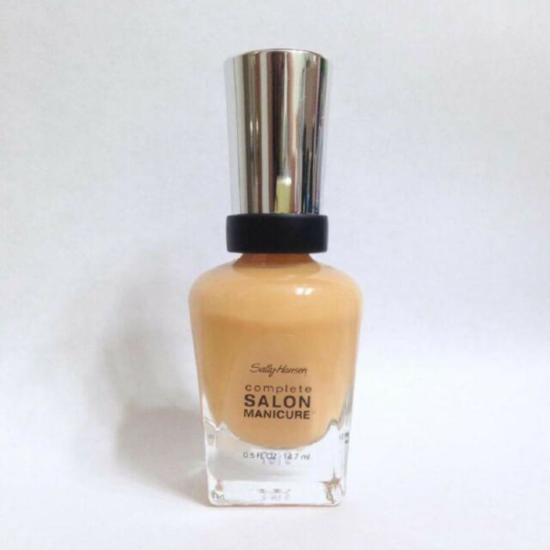 Sally Hansen Complete Salon Manicure - 860 Gold Glass - Nail Polish