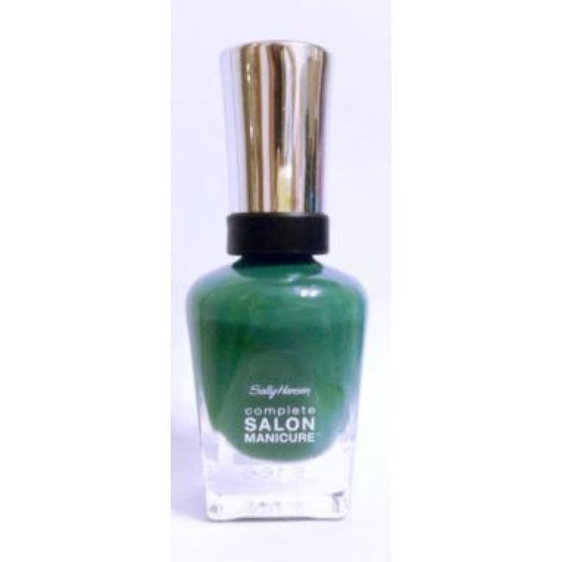Sally Hansen Complete Salon Manicure - 873 Spring Moss - Nail Polish