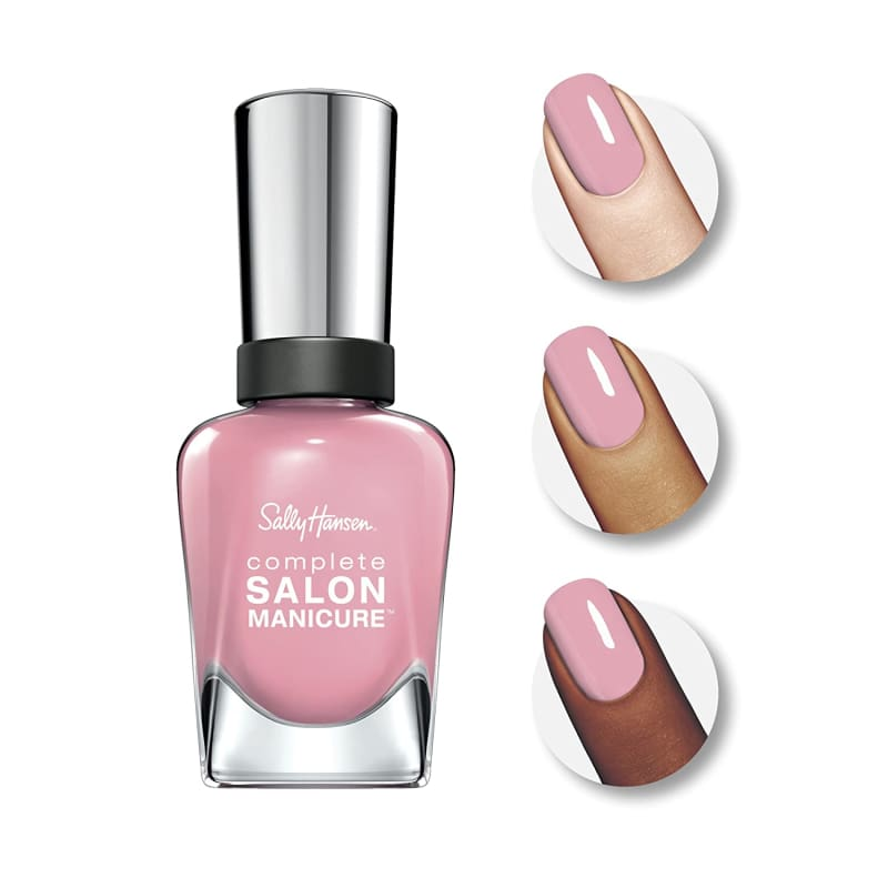 Sally Hansen Complete Salon Manicure - Aflorable - Nail Polish