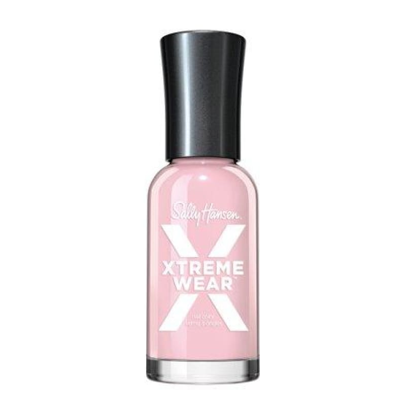 Sally Hansen Hard as Nails Xtreme Wear - 115 Tickled Pink - Nail Polish