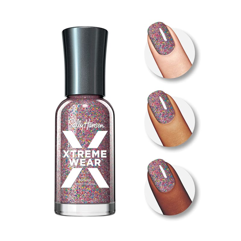 Sally Hansen Hard as Nails Xtreme Wear - 219 Strobe Light - Nail Polish