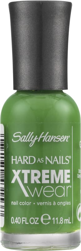 Sally Hansen Hard as Nails Xtreme Wear - 330 Green Thumb - Nail Polish