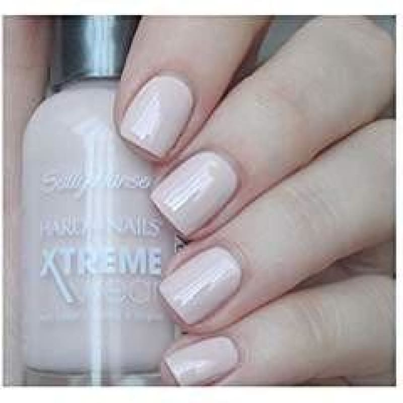 Sally Hansen Hard as Nails Xtreme Wear - 410 Femme Feather - Nail Polish