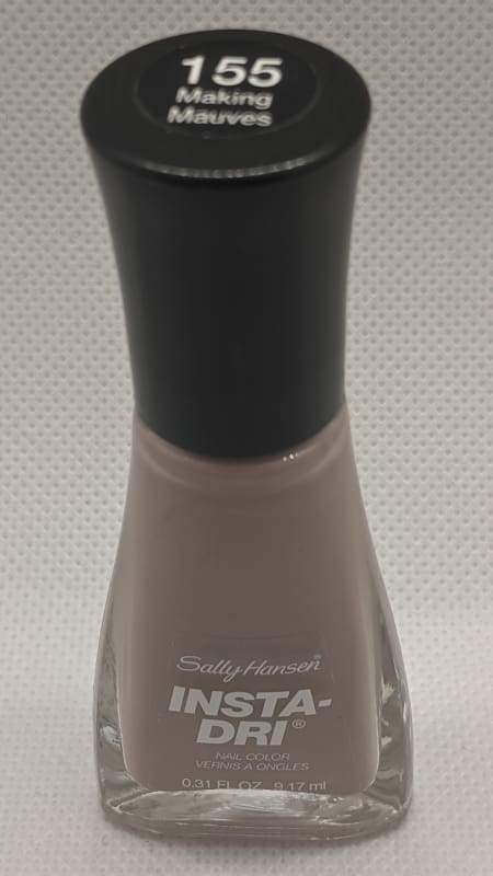 Sally Hansen Insta-Dri - 155 Making Mauves-Nail Polish-Nail Polish Life