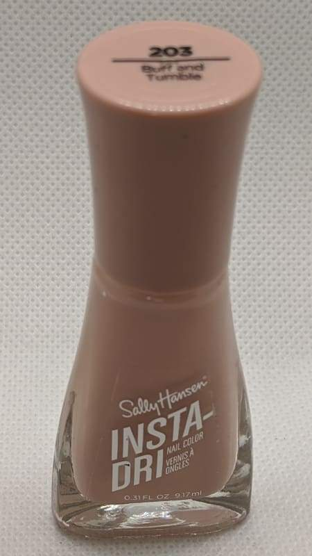 Sally Hansen Insta-Dri - 203 Buff and Tumble-Nail Polish-Nail Polish Life