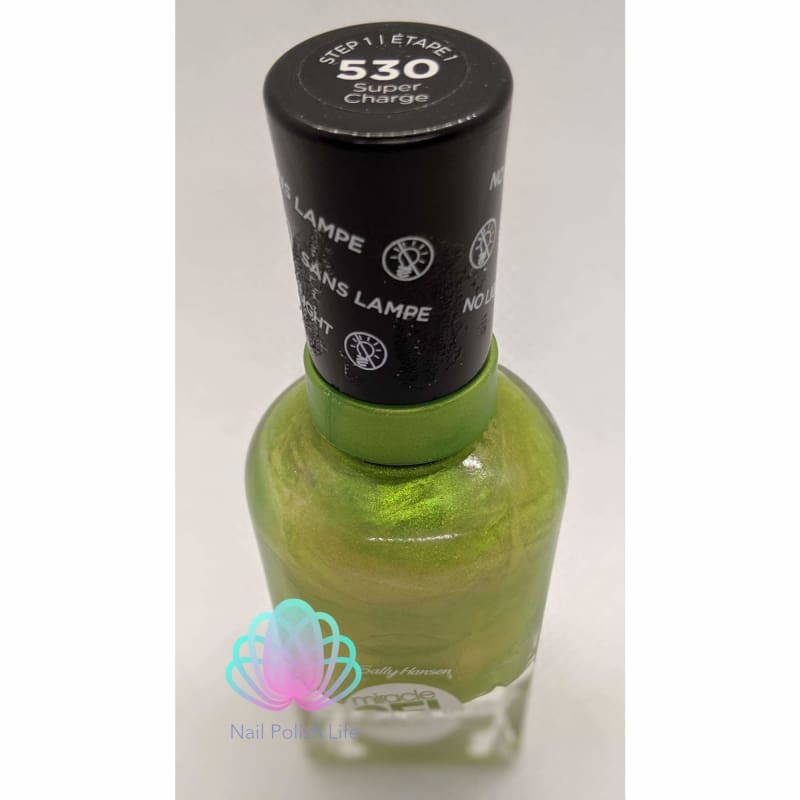 Sally Hansen Miracle Gel - 530 Super Charge-Nail Polish-Nail Polish Life