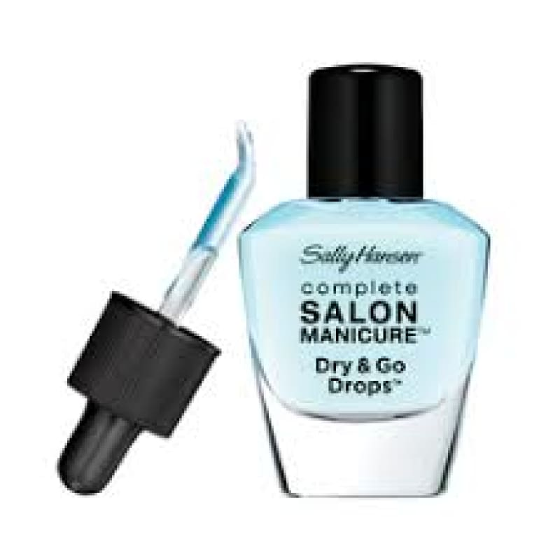 Sally Hansen Salon Manicure - Dry and Go Drops - Nail Polish