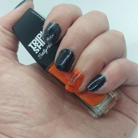 Spooky Nails 3