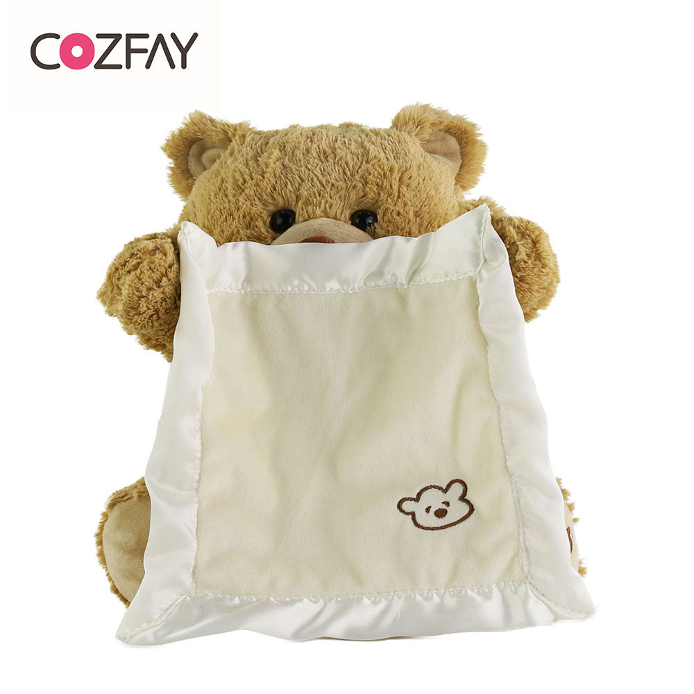 Teddy Bear with Voice, Play Hide and Seek 12
