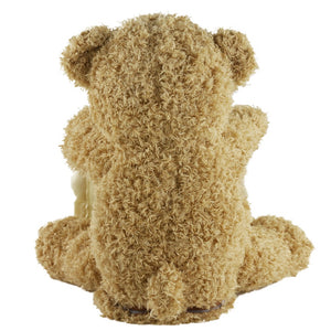 "Teddy Bear with Voice, Play Hide and Seek 12"" Cute Music Stuffed Teddy Bears Plush Toy for Kids"