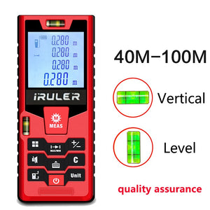 Laser distance measure meter (40m, 60m, 100m)