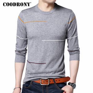 COODRONY Cashmere Wool Warm Sweater