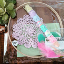 Load image into Gallery viewer, 20 cm Dream Catcher Kit- Bespoke