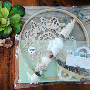20 cm Dream Catcher Kit- Bespoke