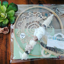 Load image into Gallery viewer, 25 cm Dream Catcher Kit- Bespoke