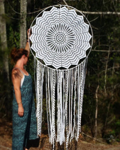 100 cm Giant Dream Catcher - Bespoke