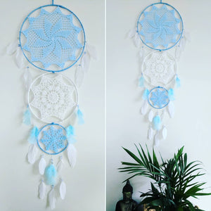 3 Hoop Dream Catcher - Bespoke
