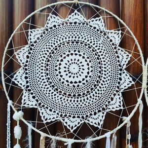 6 Hoop Dream Catcher - Bespoke