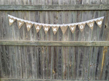 Load image into Gallery viewer, Thank You / Just Married Bunting- Bespoke