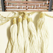 Load image into Gallery viewer, Tassel Garland - Bespoke