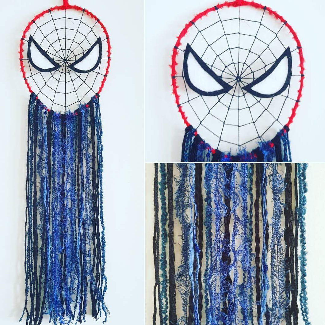 Spiderman Dream Catcher - Bespoke