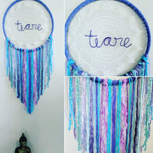 Load image into Gallery viewer, 70cm Giant Dream Catcher with Name - Bespoke