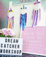 Load image into Gallery viewer, Deluxe Kids Dream Catcher Party