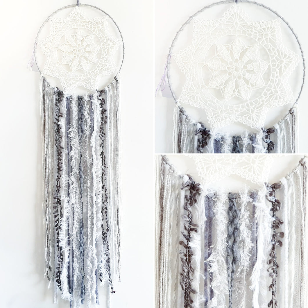 25 cm Hoop Dream Catcher - Ready Made