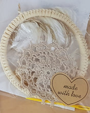 Load image into Gallery viewer, Macrame Hoop 10 cm Dream Catcher Kit - Bespoke