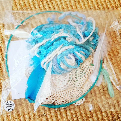 Dream Catcher Kit - 25 cm Hoop- Ready Made