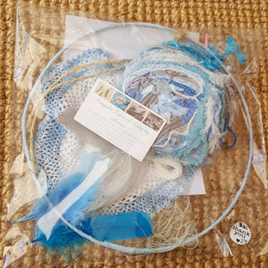 Dream Catcher Kit - 30 cm Hoop - Ready Made