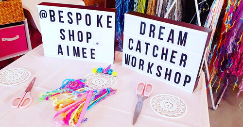 HLS HOLIDAY CAMP - dream catcher workshop
